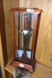Vintage Gil Hibben Knife in Case