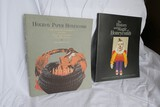 Two Limited Edition Reference books on paper honeycombs