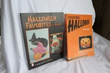 2 Collector Books on Halloween Collectibles