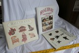 3 Books on Holiday Collectibles, Antiques