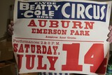 Vintage Clyde Beatty Circus Poster