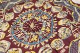 Nice 1939 World's Fair Silk Handkerchief