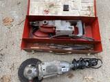 Large vintage Milwaukee Rotary Hammer, giant grinder