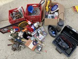 Group lot assorted collectibles, tools and more