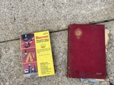Vintage Starrett Tool and Antique Scale Catalogs