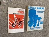 Mercury Marine Service Manual + Honda Tune Up Guide