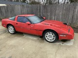 Vintage 1984 Chevy Corvette Project for Repair