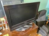 Sylvania Television with Remote Control