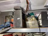 Shelf lot Industrial Coffee makers, heater etc