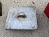 US Army Issue NASH Catering Food Tray with Lid