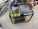 Homelite 5000w generator