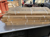 Large lot of TImberland Value Grade flooring in boxes