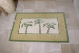 Tropical Themed Floor Rug