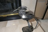 Decorative Art Metal Bird Sculpture