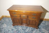Nice Cherry Wood Dresser by Kling Colonial