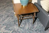 Mid Century Modern Lamp Stand Table