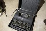 Antique Smith-Corona portable Typewriter