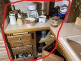 Group Antique ceramics, kitchen items