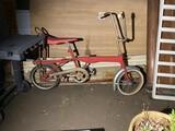 Unusual Vintage Stingray Style Bicycle