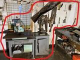 DeWalt table saw, Homecraft Drill, bits accessories etc