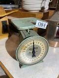 Vintage Way Rite Kitchen Scale