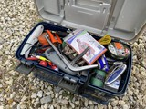 Fishing Tackle Box & Contents, Lures etc