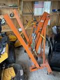 Larger Sized 8 ton Cherry Picker or Engine Hoist