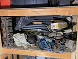 Shelf Lot Engine Parts, Valves, Mercruise and more