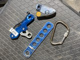 Group Lot of High-End Climbing Accessories Gear