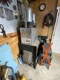 Larger sized wood stove by Hotblast