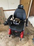 Nice Pride Jazzy Elite HD Mobility Chair