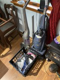 2 Household vacuum cleaners