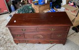Vintage Cedar chest or trunk by Lane
