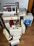 Husqvarna Viking Digital Designer I Sewing Machine Etc
