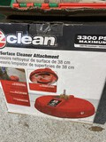 EZ Clean Driveway Pressure Washing Cleaner in Box