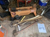 DR Professional Power Electric Log Splitter PLUS