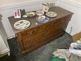 Eastlake era Marble top Dresser or cabinet