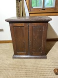 Nice Smaller 19th century wooden cabinet