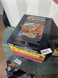Group lot of Dungeons & Dragons games etc in boxes