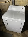 Nice clean washing machine by Roper