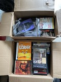 2 boxes FULL of DVD Movies