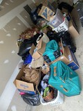 Giant lot of misc household and more