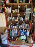 Large Lot assorted Garage Items