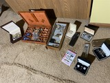 Group lot assorted vintage Men's jewelry, cufflinks etc