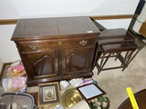 Pennsylvania House buffet PLUS nesting tables
