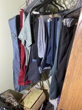 Closet contents lot