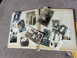 Great old family snapshot photo album