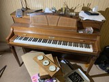 Vintage Baldwin Piano and Stool