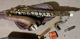 Antique 1938 Buescher Aristocrat Tenor Saxophone