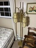 Mid Century Modern Fancy Period Lamp